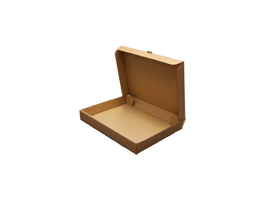 Krabice kartonová 3 vrstvá 295x210x50 mm