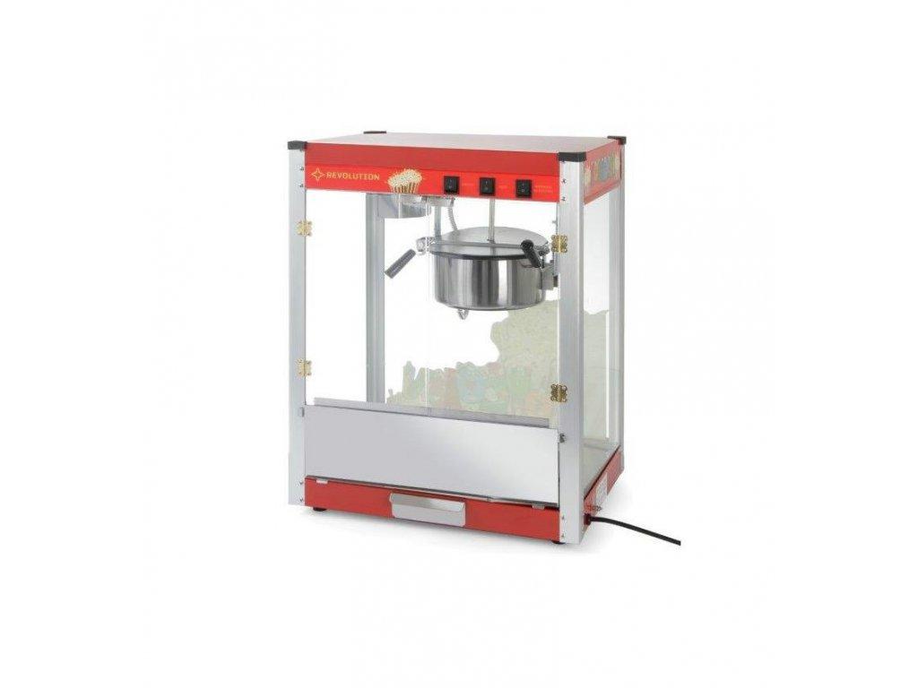 Revolution Výrobník popcornu profi 6kg/hod 230404