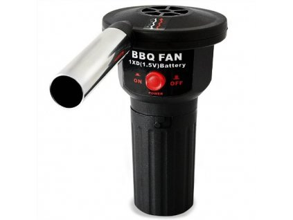 Hoříme BBQ Rozfoukávací fén