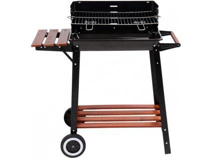 LUND gril na dřevěné uhlí (99585)