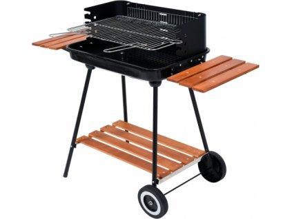 LUND gril na dřevěné uhlí (99589)
