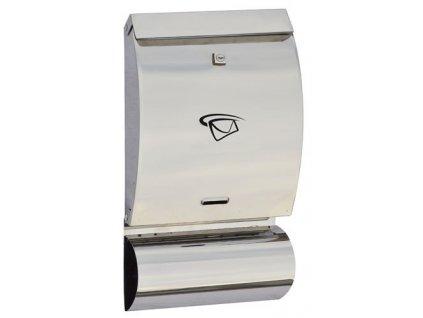 GNT Poštovní schránka S20NT NEREZ