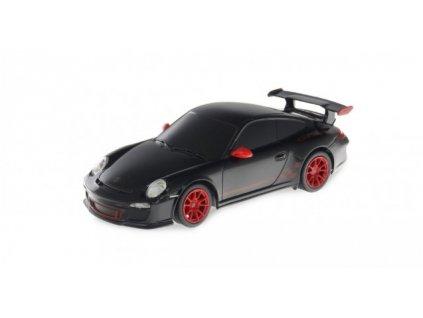 RASTAR RC auto PORSCHE 911 GT3 1:24 licenční černé