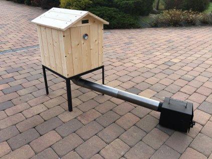 Zahradní domácí udírna HM5050EK KOMPLET