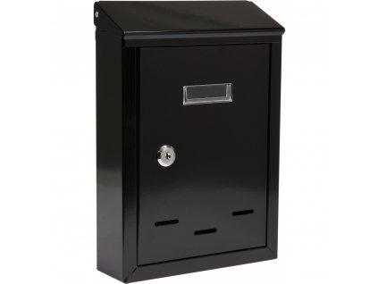 GNT Poštovní schránka černá