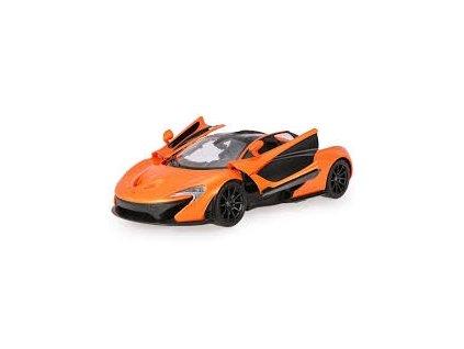 RASTAR RC auto McLaren P1 1:14 licenční oranžové