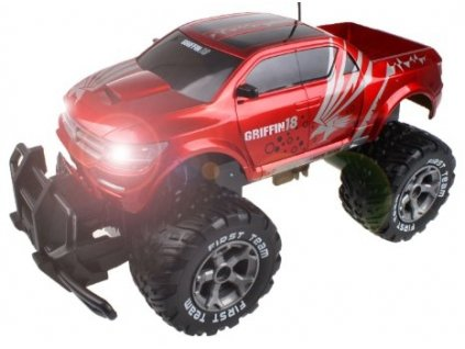 RC W3818R  MONSTER TRUCK RAMPAGE 1:12