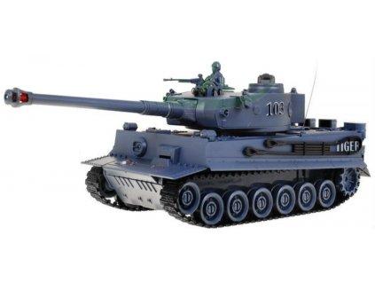 Zegan RC tank na dálkové ovládání, nabíjecí 6101