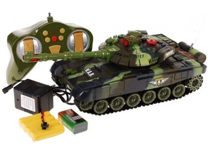 RC Tank WAR 9993 1:36 27MHz nabíjecí