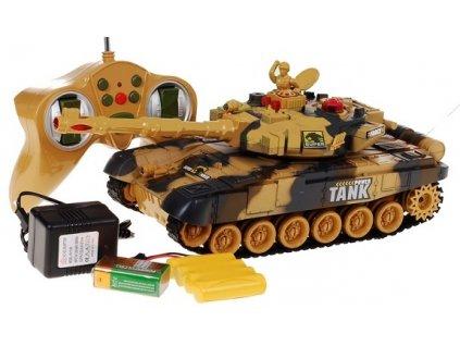 RC tank WAR na 40MHz 1:36