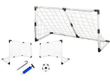 Dětská fotbalová branka 2v1 XTY5511