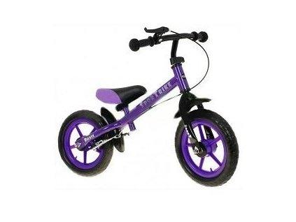 Dětské odrážedlo - odrážecí kolo fialové