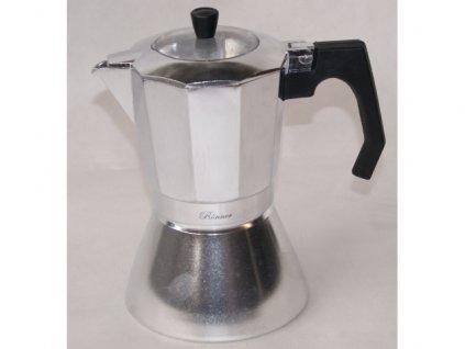 Ruční kávovar - Moka konvice 9 šálků RO15