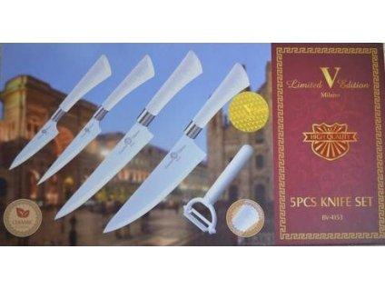 GNT  sada nožů s antiadhézní vrstvou VM5W 5ks