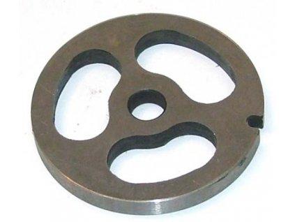 Matrice děrovaná (šajba) pro mlýnek na maso 29mm