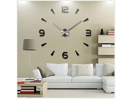 NT Designové nástěnné hodiny maxi