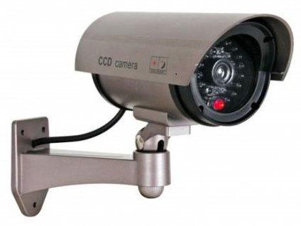 Venkovní atrapa bezpečnostní kamery Dummy3