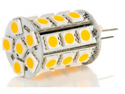 GNT Žárovka LED G4 4,2W teplá bílá