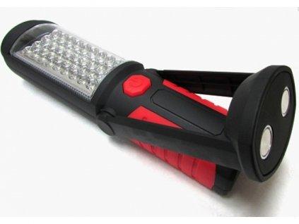 GNT Lampa montážní 36 + 5 LED