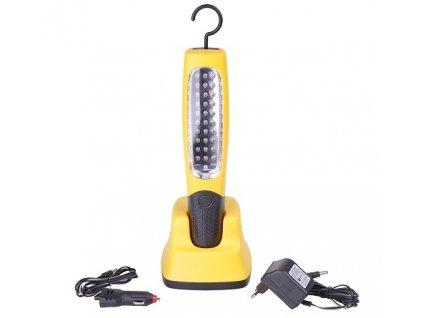 Lampa montážní 30 LED AKU nabíjecí