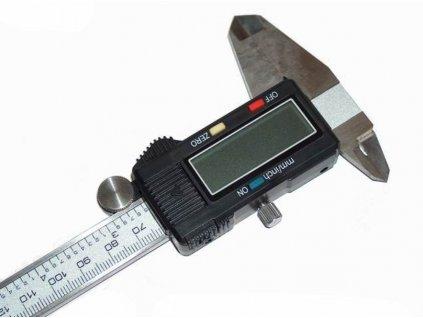 Posuvné měřítko GNT 150mm digitální - šuplera