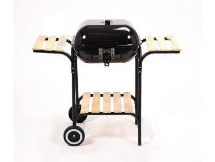 GARDEN 99581 gril na dřevěné uhlí s víkem