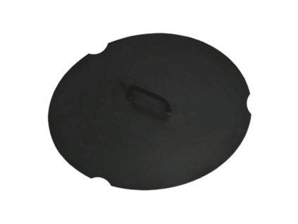 Víko pro přenosné zahradní ohniště Salome 70 cm, 1,5 mm ocel