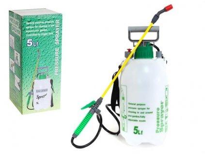 GNT Sprayer postřikovač tlakový 5L