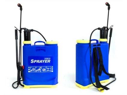 GNT Sprayer tlakový zádový postřikovač tlakový 16L