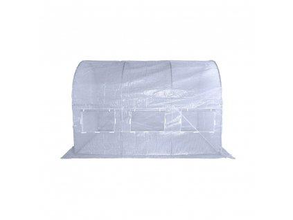 Home & Garden Zahradní fóliovník bílý 2x3,5m