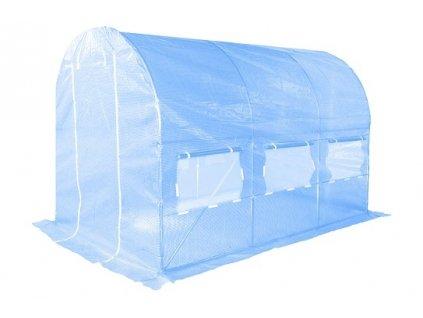 Home & Garden Zahradní fóliovník 2x3m - modrý
