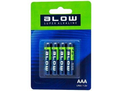 Baterie Blow Super Alkaline AAA 4ks
