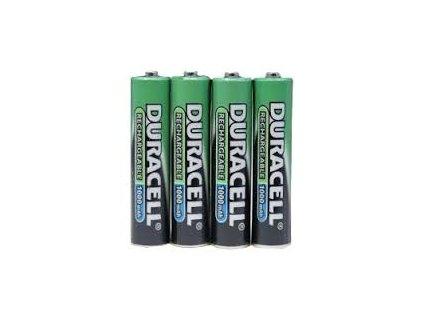 Nabíjecí baterie Duracell AAA 1000 mAh R3