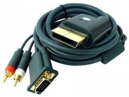 GNT VGA propojovací kabel pro XBOX GOLD
