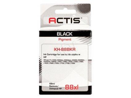 HP AH-391 černá  č.88XL (69 ml.) ACTIS