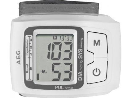 AEG BMG 5610, tlakoměr