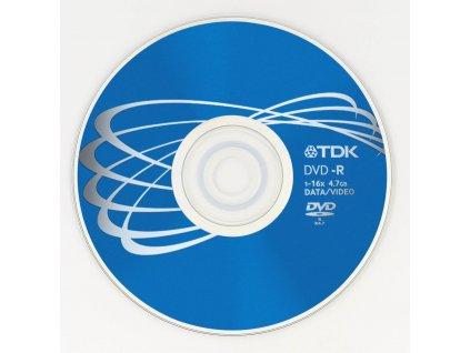 DVD-R TDK  4,7 GB