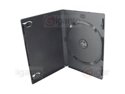 Dvd/Cd box na 1dvd/cd 14mm