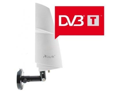 Anténa venkovní DVB-T HD Lark FreeRange