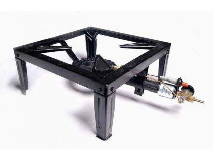 Mastertools AF014P Plynová stolička 7,5kW Piezo, termopojestka