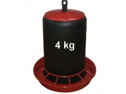 GNT Plastové krmítko pro drůběž 4 kg