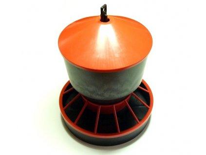 GNT Plastové krmítko pro drůběž 6 kg