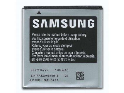 Baterie Samsung EB575152VU I9000 Galaxy S/B7350 Omnia Pro4, Li-Ion, bulk, originální