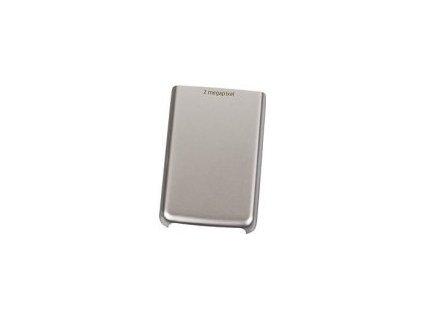 Originální zadní kryt Nokia 6300/stříbrná