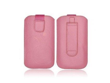 ForCell Deko Pouzdro na mobilní telefon Pink pro iPHONE 3G/4G/4S/S5830 GALAXY ACE, ...