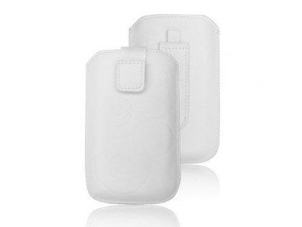 ForCell Deko Pouzdro na mobilní telefon White pro iPHONE 3G/4G/4S/S5830 GALAXY ACE, ...