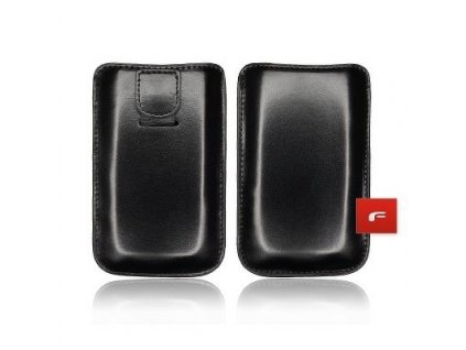 ForCell Magnetic Pouzdro na mobilní Balck telefon  pro Samsung i9300 Galaxy S3/i9500 S4