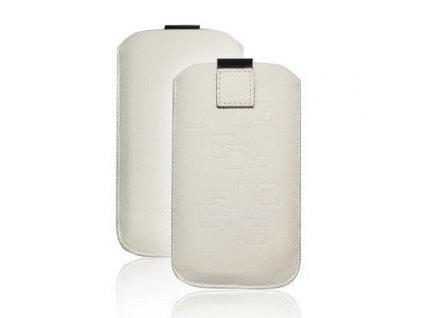 ForCell Slim Pouzdro pro iPHONE 4G/4S bílé