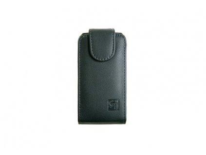 Pouzdro EXCLUSIVE iPhone 3G vertikální/černé