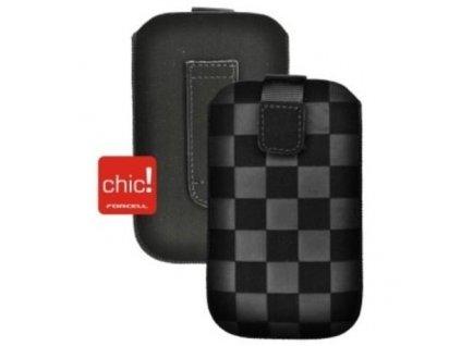 Pouzdro na mobilní telefon Black/černé pro iPhone 5G